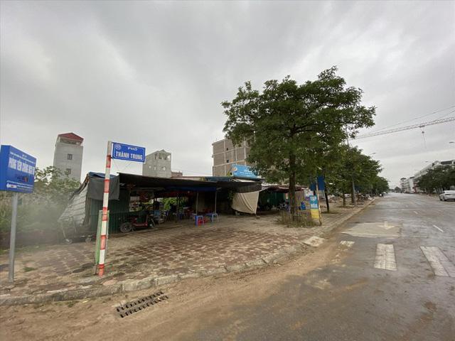 Lô đất hơn 5.000m2 tại Gia Lâm (Hà Nội) nhiều khách hàng đã góp vốn mua. Ảnh: N.M