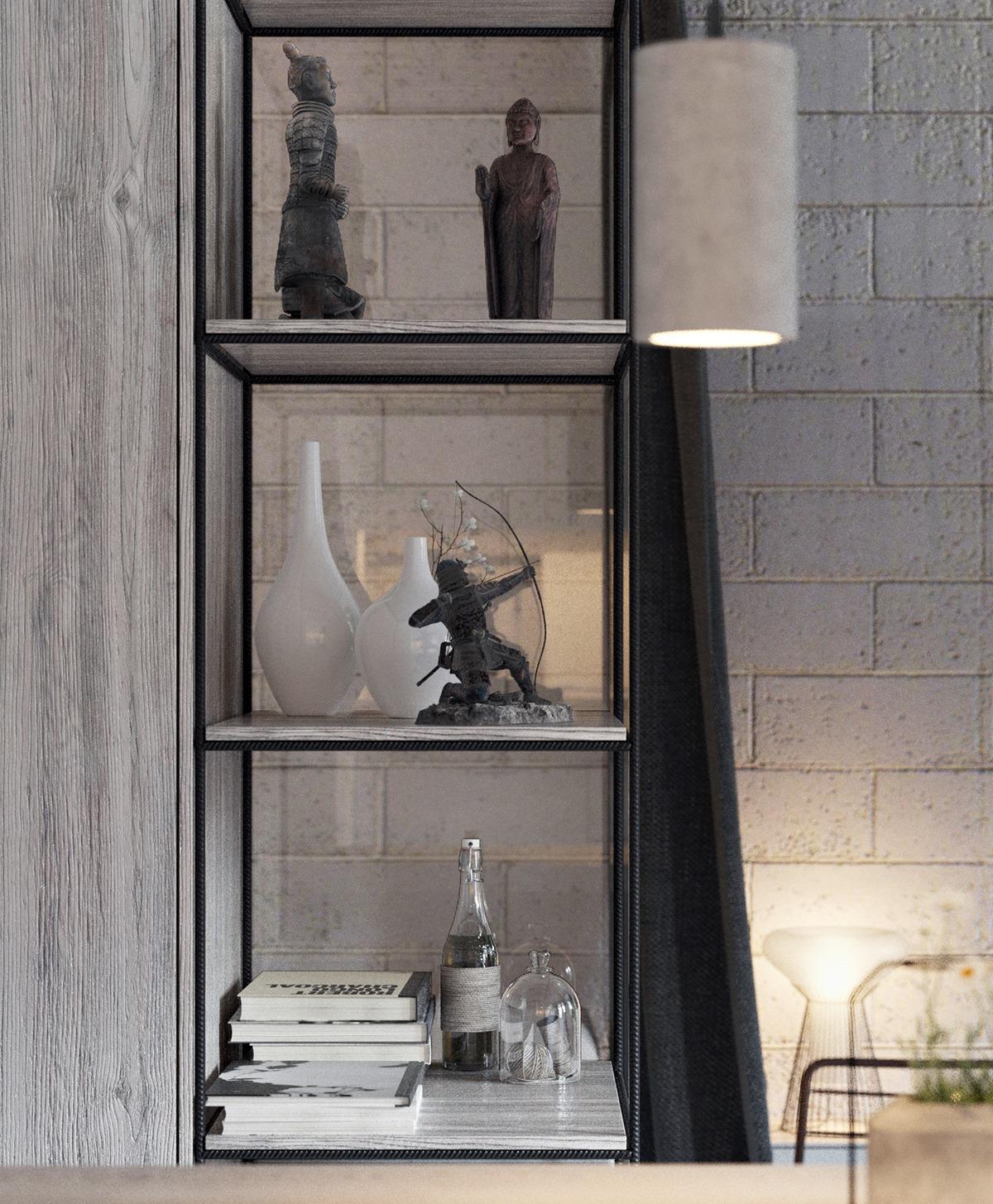 rebar-bookshelf