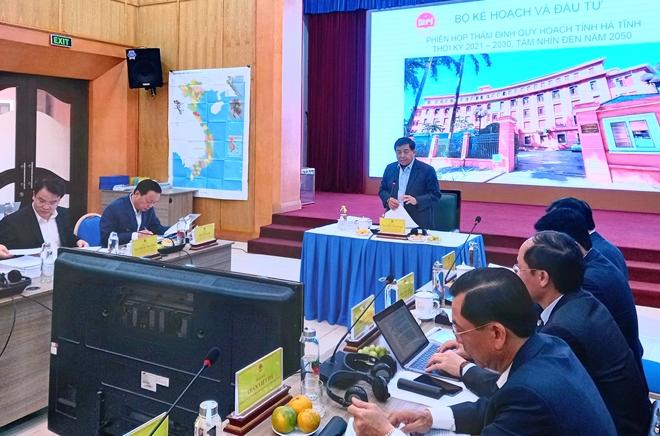 Theo Bộ trưởng Bộ KH&ĐT Nguyễn Chí Dũng, việc lập quy hoạch trong thời kỳ này được tiếp cận theo phương pháp mới mà Luật Quy hoạch đã quy định