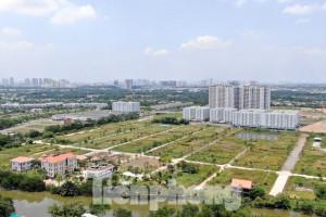 Giao Bộ Tài nguyên-Môi trường đánh giá loạt địa phương tăng giá đất
