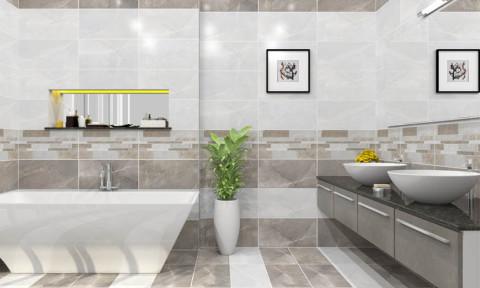 Gợi ý những mẫu gạch lát cho phòng tắm