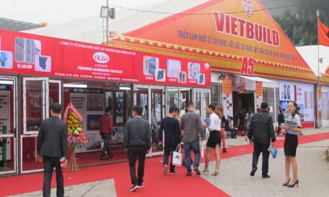 Hơn 1.000 gian hàng tham gia Vietbuild Hà Nội 2021 lần thứ 1