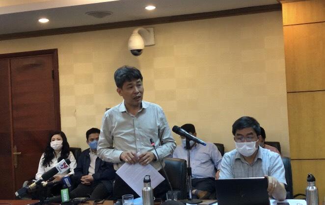 Ông Mai Văn Phấn, Phó Tổng cục trưởng Tổng cục Quản lý Đất đai