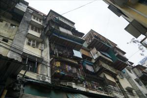Hà Nội: Sử dụng ngân sách để đánh giá chất lượng chung cư cũ ngay trong năm 2021