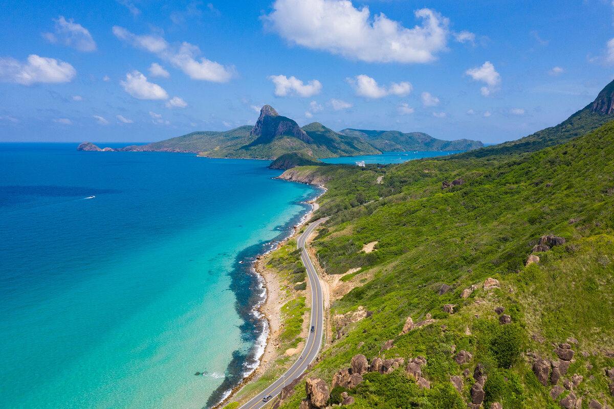 Côn Đảo - viên ngọc xanh trên nền biển bạc