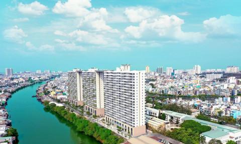 Diamond Lotus Riverside được bình chọn top 5 công trình xanh tốt nhất 2020