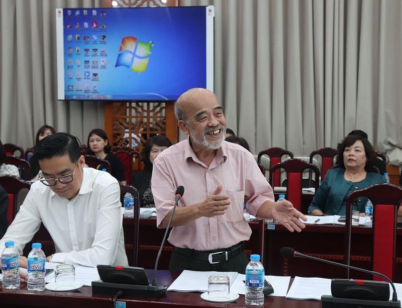 GS.TSKH Đặng Hùng Võ cho rằng nên quy định thời hạn sử dụng chung cư bằng với tuổi thọ của công trình