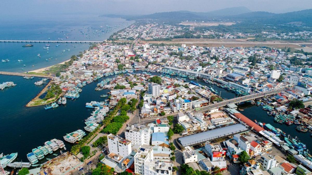 Phú Quốc - đô thị đảo đầu tiên của Việt Nam