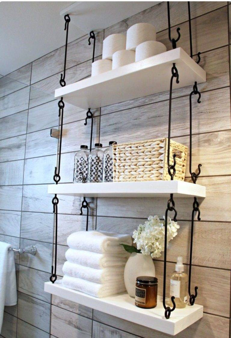 Bạn cũng có thể sử dụng chúng để đựng một vài phụ kiện phòng tắm khác, nhưng phải lưu ý không để thêm đồ nặng. Mặc dù chúng khá chắc chắn, chúng có giới hạn về trọng lượng
