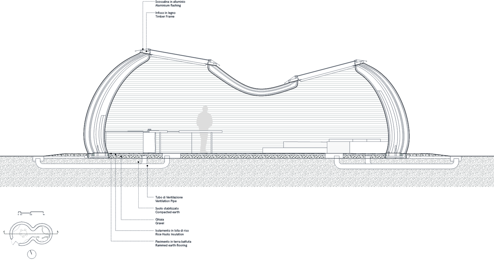 TECLA_Section©Mario_Cucinella_Architects