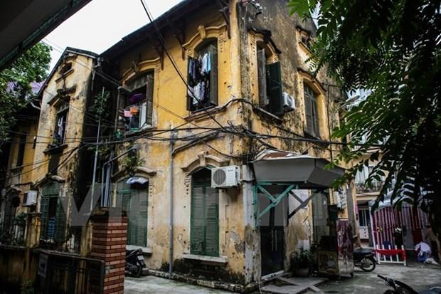 Tp. Hồ Chí Minh đưa thêm 35 biệt thự cũ vào diện quản lý, bảo tồn. Ảnh minh họa: Vietnam+/TTXVN