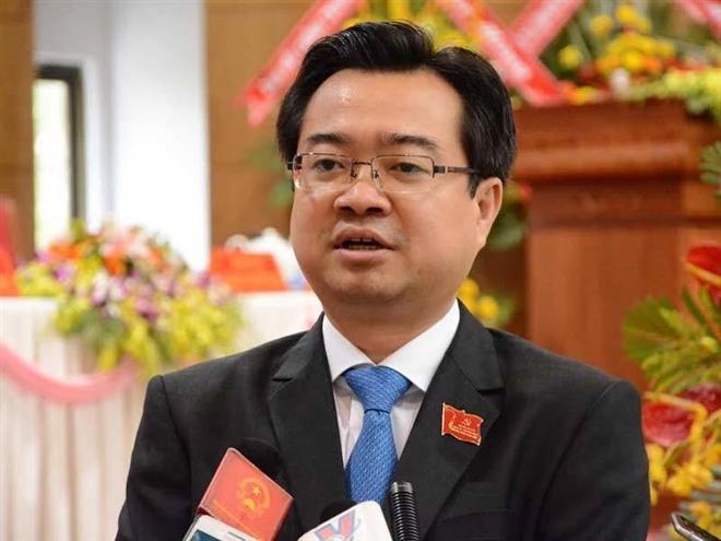 Tân Bộ trưởng Xây dựng Nguyễn Thanh Nghị