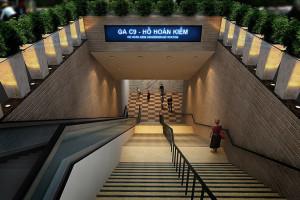 Đặt ga C9 sát Hồ Gươm vi phạm Luật Di sản văn hóa: vì sao vẫn 'nỗ lực' làm?