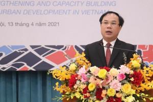 Thứ trưởng Bộ Xây dựng: Chất lượng quy hoạch đô thị còn hạn chế