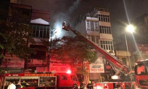 Ẩn họa cháy nổ từ gần nửa triệu căn nhà ống ở Hà Nội