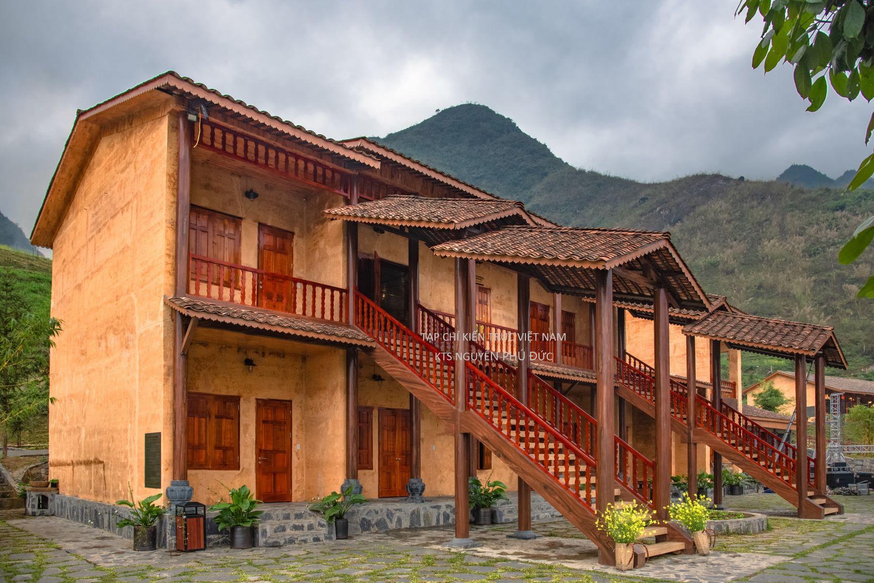 Khu nghỉ dưỡng H'Mông Village Resort