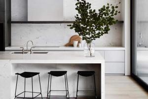 Ý tưởng tích hợp máy hút mùi trong nhà bếp tuyệt đẹp (P2)