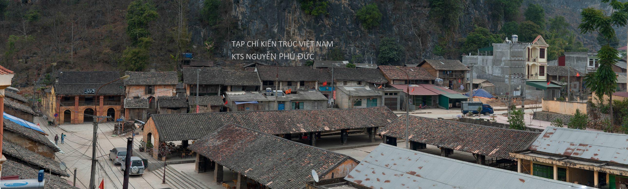 Chợ cổ Đồng Văn