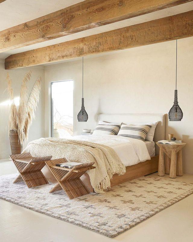 Thảm giúp căn phòng và đồ đạc trong đó trở nên nổi bật hơn và kết nối hơn