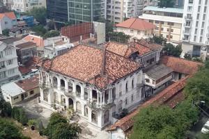 TPHCM tăng cường bảo tồn biệt thự cũ