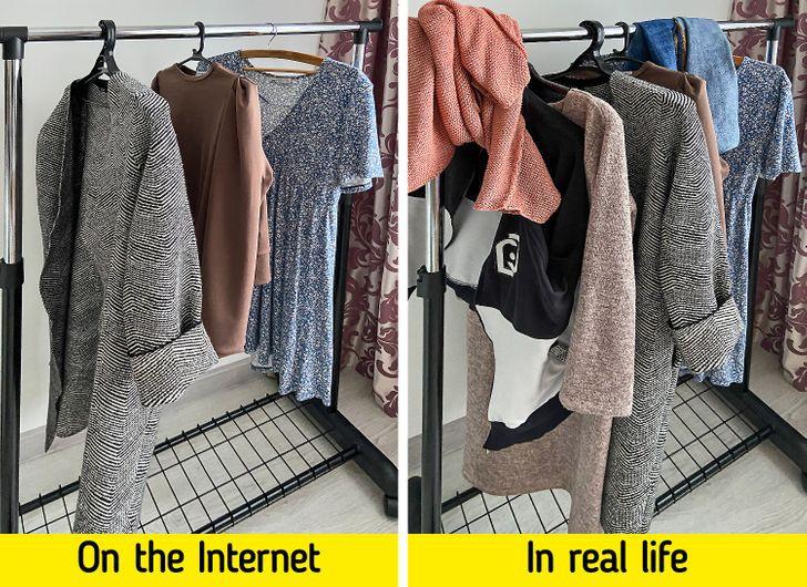 Giá treo quần áo là xu hướng nội thất phổ biến được nhiều gia đình lựa chọn. Giá có thể gây mất thẩm mỹ, trông khá lộn xộn khi bạn không kiểm soát được lượng quần áo mình có và cũng không đơn giản để tạo được sự gọn gàng cho căn phòng.