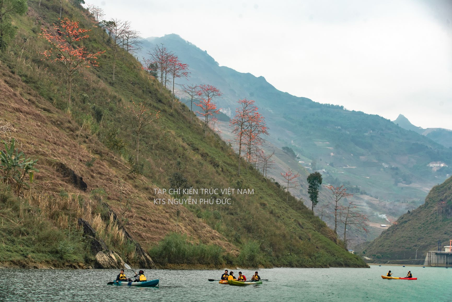 Du lịch sông Nho Quế