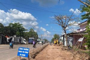UBND tỉnh Tây Ninh kiểm tra việc thu hồi, bồi thường giải phóng mặt bằng Dự án đường Đất Sét – Bến Củi