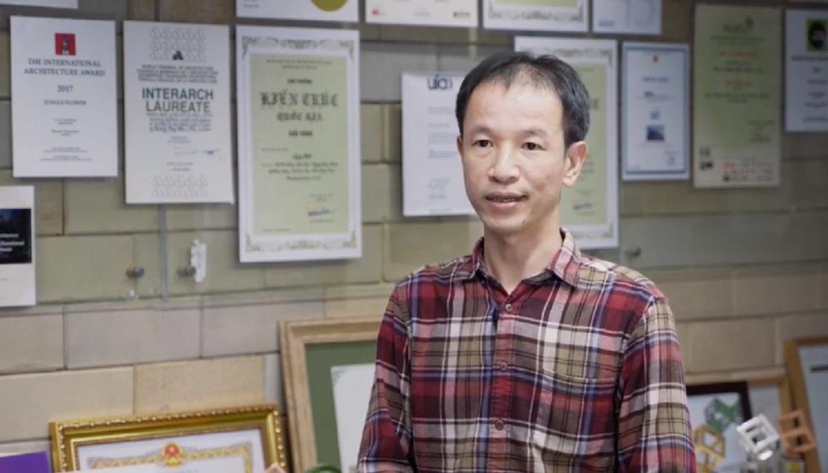 """KTS Hoàng Thúc Hào: """"Trong hạng mục kiến trúc nhỏ, quy mô trung bình, các bạn KTS trẻ Việt Nam gần như đã xoá nhoà được khoảng cách với kiến trúc trong khu vực và trên thế giới""""."""