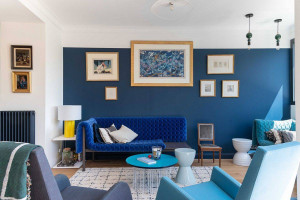 Những màu sắc hợp thời trang và vượt thời gian cho phòng khách của bạn (P1)