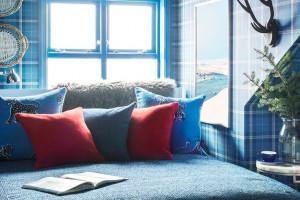 17 phòng ngủ màu xanh lam nhắc bạn vì sao xanh lại là màu sắc được ưa thích (P2)