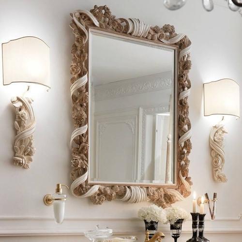 Gương là một phụ kiện décor mà các kiến trúc sư yêu thích nhất