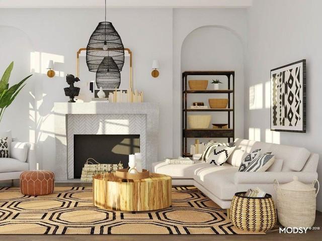 Trong năm 2021, những món đồ nội thất giản dị, mang vẻ đẹp tự nhiên sẽ được lựa chọn nhiều hơn bởi nó mang đến cảm giác yên bình hơn trong không gian sống.
