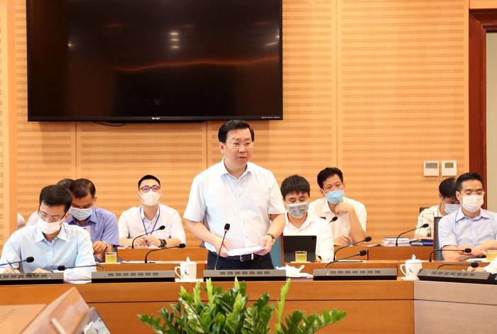 Ban chỉ đạo cải tạo chung cư cũ trên địa bàn thành phố Hà Nội họp bàn triển khai cải tạo chung cư cũ