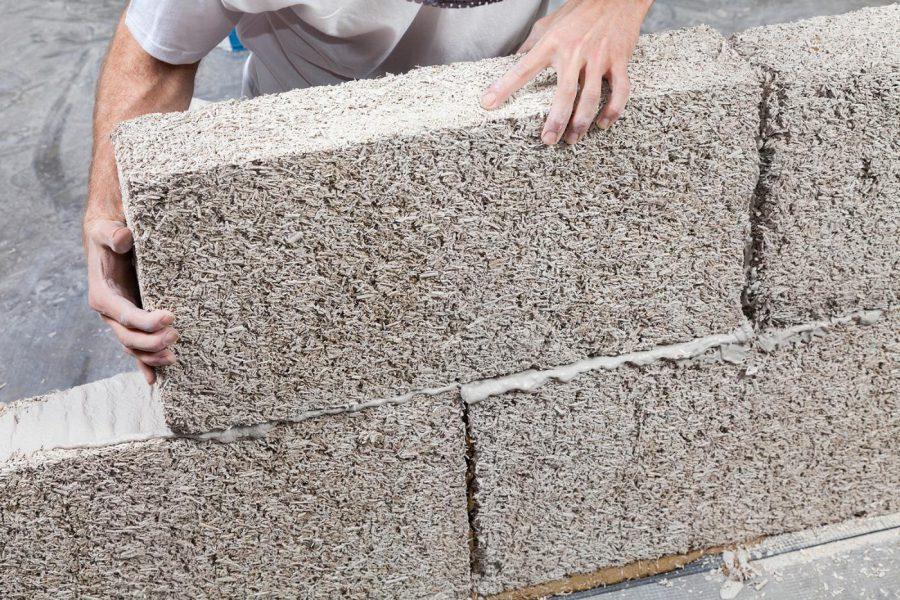 Bê tông gai dầu là vật liệu có khả năng cách nhiệt hiệu quả