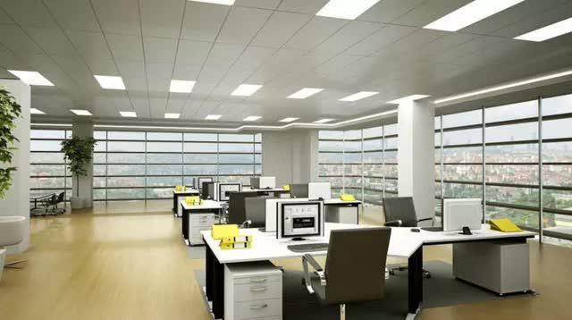 Văn phòng cho thuê thu hút nhà đầu tư (Nguồn: Dân trí)