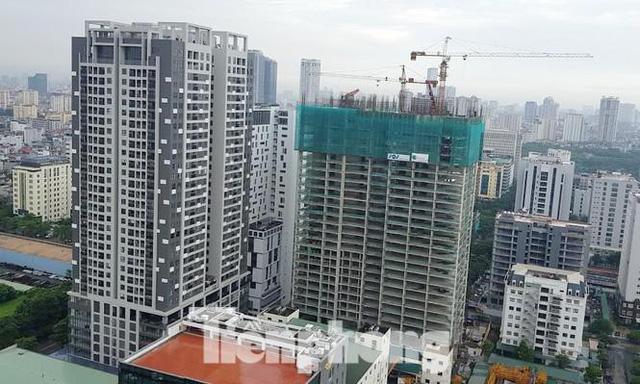 Tính đến hết Quý I/2021, cả nước có 3.300 căn hộ tồn kho