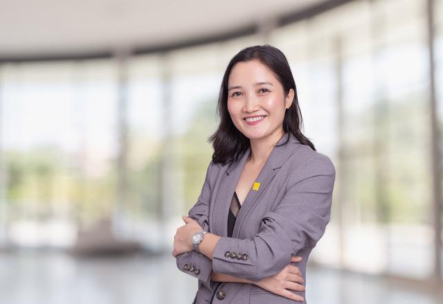Bà Từ Thị Hồng An, Giám đốc Cho thuê thương mại Savills Việt Nam