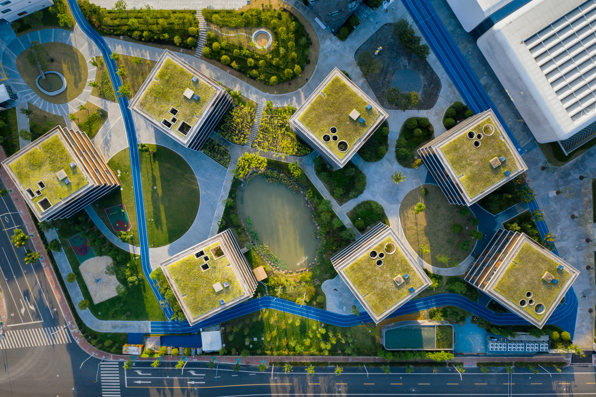 0_Campus_Aerial_View_Learning_Cubes_and_Landscape_Features_Credit_WU_Qingshan