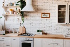 12 gợi ý về trang trí để bạn có thể biến căn bếp bình thường thành lãng mạn và ngọt ngào (P1)