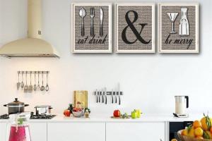 12 gợi ý về trang trí để bạn có thể biến căn bếp bình thường thành lãng mạn và ngọt ngào (P2)