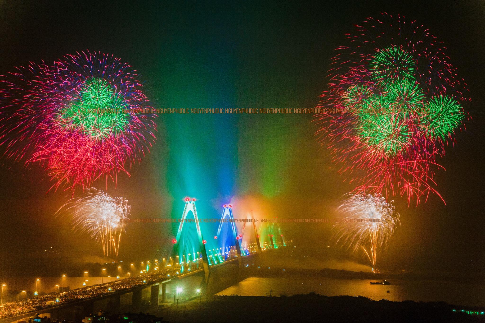 Cầu Nhật Tân hiện đại