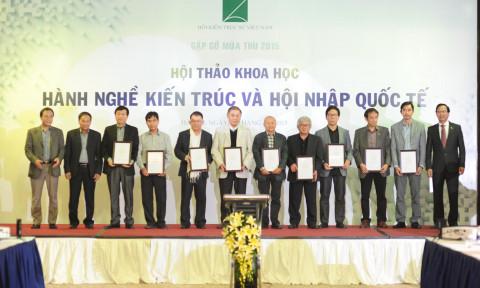 Thông tin v/v Đăng ký Kiến trúc sư Asean