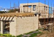 Giải pháp mới cho nhà ở chi phí thấp với bê tông gỗ
