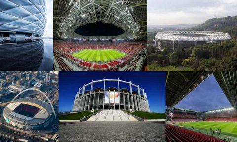 Chiêm ngưỡng 11 sân vận động tổ chức EURO 2020