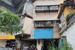 Xây dựng nghị định mới về cải tạo, xây dựng lại nhà chung cư