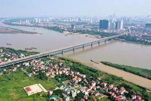 Tiếp thu, hoàn chỉnh đồ án Quy hoạch phân khu sông Hồng