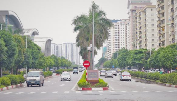 Dự án xây dựng tuyến đường từ đường Lê Đức Thọ đến khu đô thị mới Xuân Phương theo hình thức BT do Công ty CP Tasco làm chủ đầu tư