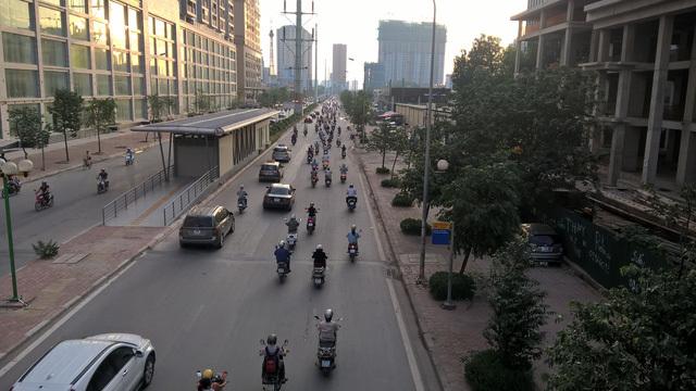 Đường Lê Văn Lương kéo dài (đường Tố Hữu) do Tập đoàn Nam Cường đầu tư theo hình thức BT