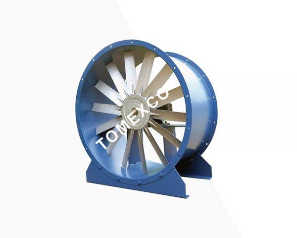 Mẫu quạt hướng trục nối ống thông gió, hút khói POG - Lựa chọn hàng đầu cho những không gian nhỏ hẹp
