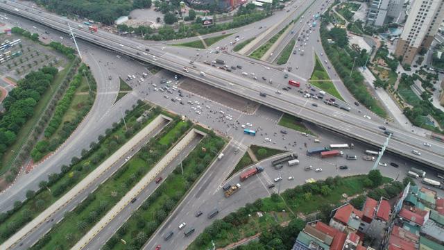 Sự bứt phá của hạ tầng giao thông góp phần tác động đến mặt bằng giá bất động sản